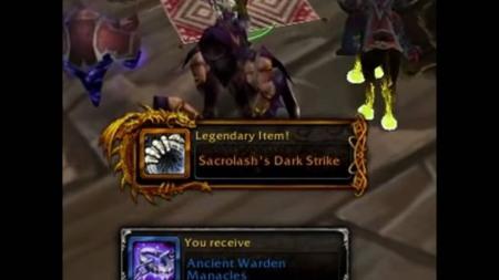 legendary item